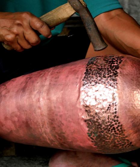 pengrajin logam | craftkasongan
