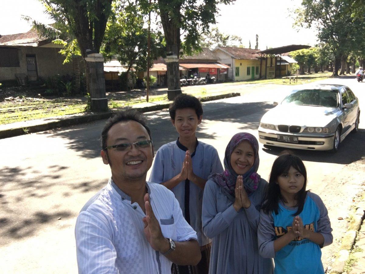 Keluarga Budiarjo Mahameru | craftkasongan.com