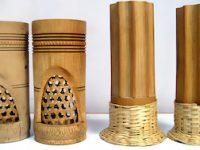 Kerajinan Bambu | craftlasongan